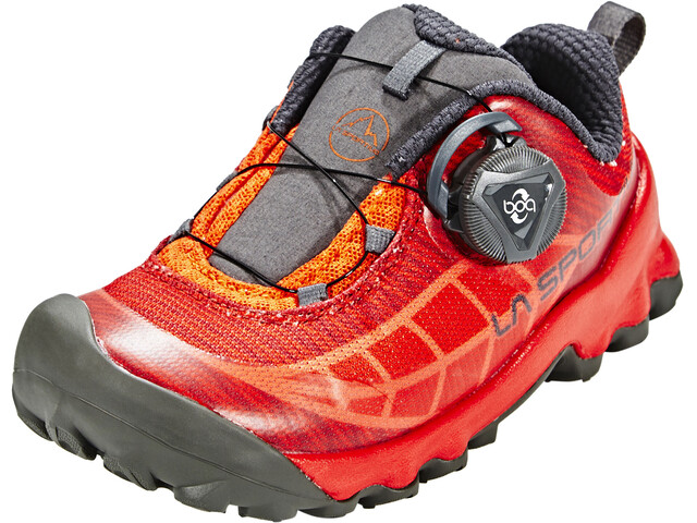 La Sportiva Flash Running Shoes Kids Flame